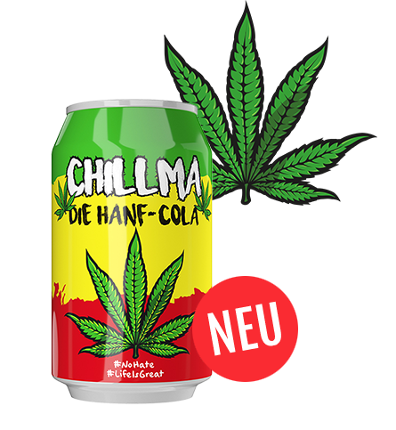 Chillma-Hanf-Cola